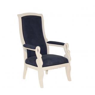 Ohrensessel Schwan Landhausmöbel Stilmöbel Sessel