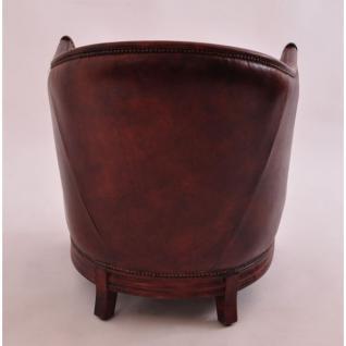 cocktailsessel cork vintage leder kaufen bei mehl wohnideen. Black Bedroom Furniture Sets. Home Design Ideas