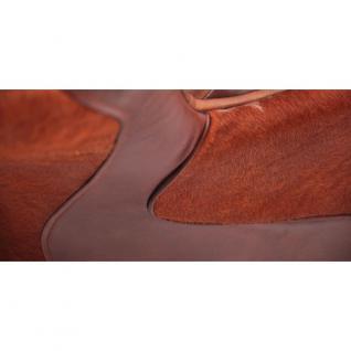 Designsessel Greenfield Vintage-Leder Kuhfell - Vorschau 4