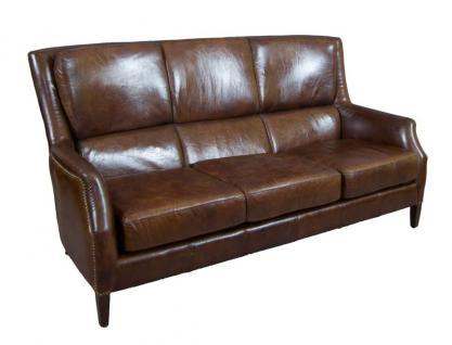 clubsofa lewes 3 sitzer vintage cigar leder kaufen bei mehl wohnideen. Black Bedroom Furniture Sets. Home Design Ideas