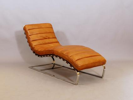 Relax-Liege Corona Columbia Brown Vintage Leder