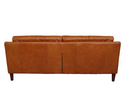 Cocktailsofa Manitoba 3-Sitzer Vintage Leder - Vorschau 4