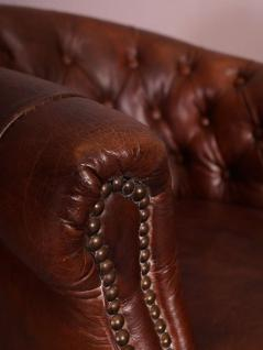 Clubsessel Swindon Chesterfield Vintage Cigar - Vorschau 5