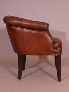 Clubsessel Swindon Chesterfield Vintage Cigar - Vorschau 3
