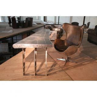 Schreibtisch Wing Aluminium - Vorschau 3