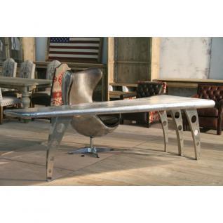 Schreibtisch Wing Aluminium - Vorschau 2