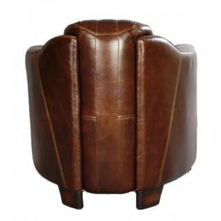 clubsessel rocket delvin vintage leder kaufen bei mehl wohnideen. Black Bedroom Furniture Sets. Home Design Ideas
