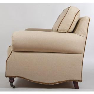 Classic-Sofa Eiffel Vintage Leinen 2-Sitzer - Vorschau 3