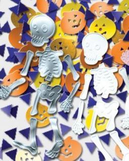 Skelett Konfetti