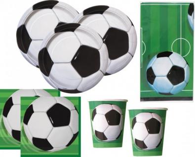 fussball deko g nstig sicher kaufen bei yatego. Black Bedroom Furniture Sets. Home Design Ideas