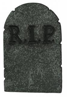 Deko Grabstein RIP