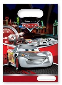 6 Cars Silver Edition Party Tütchen