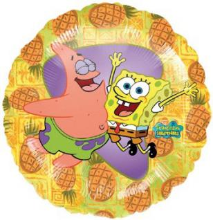 Spongebob Schwammkopf Folien Ballon