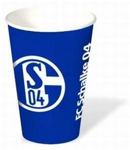 10 Becher FC Schalke 04