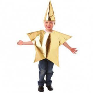 Goldener Stern Kostüm