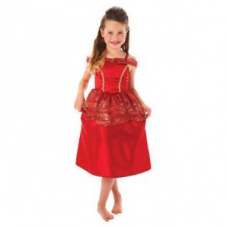 Rubin Prinzessin Kostüm