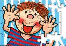 Mini Puzzle Frecher Fritz