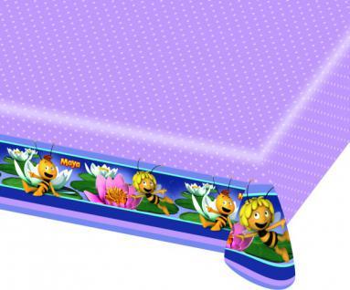 Tischdecke Biene Maja