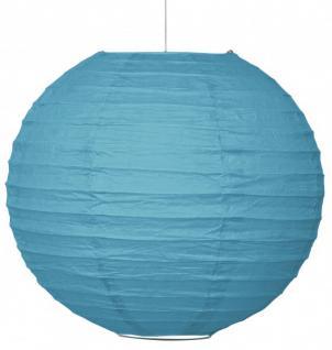 Lampion Karibik Blau