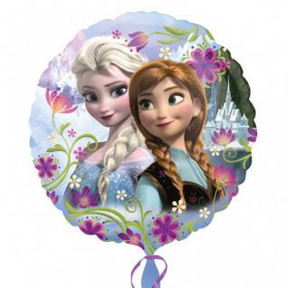 Eiskönigin Folienballon Elsa + Anna