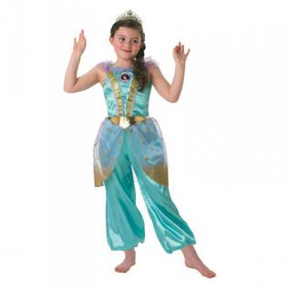 Disney Jasmin Glitzer Kostüm