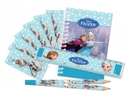 20 Teile Malset Frozen Eiskönigin