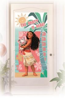 Tür Poster Vaiana
