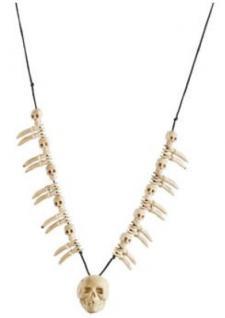 Totenkopf Halskette