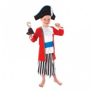 Piraten Kapitän Kostüm