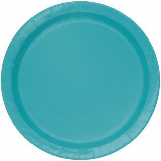 Pappteller blau g nstig sicher kaufen bei yatego Pappteller blau