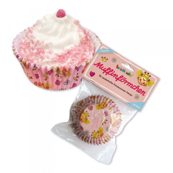 40 Muffin Förmchen Prinzessin