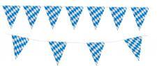 4 Meter Wimpelkette Bayern Oktoberfest