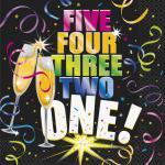 16 Servietten Countdown Silvester