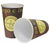 50 Pappbecher Coffee to Go