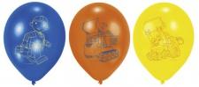 6 Bob der Baumeister Luftballons