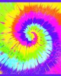 8 Regenbogen Partytüten