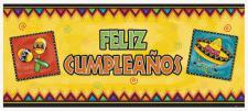 XXL Banner Fiesta Party