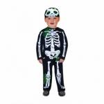 Kleinkind Kostüm Halloween Skelett