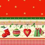 100 Weihnachts Servietten Tradition