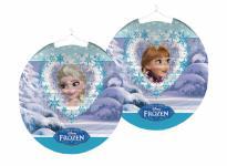 Lampion Frozen Anna & Elsa 25cm