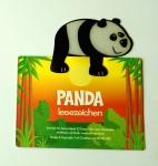 Panda Lesezeichen