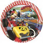 8 Teller Micky Maus Roadster Racers