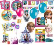Disney Eiskönigin Auswahl Party Deko Set