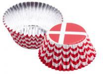 50 Alu Muffin Förmchen Dänemark