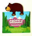 Grizzly Bär Lesezeichen