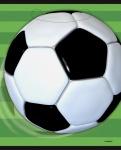 8 Fußball Party Tüten