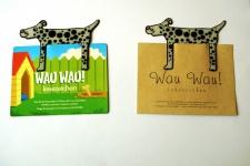 Dalmatiner Lesezeichen