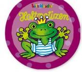 Haftnotizen Froschkönig