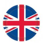 8 Teller Großbritannien