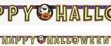 Fröhliches Halloween Girlande
